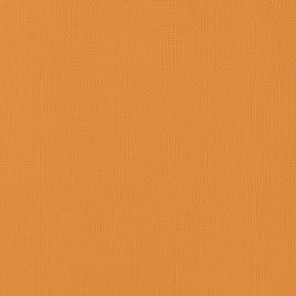 "Leinenstrukturpapier ""Butterscotch"" - American Crafts"