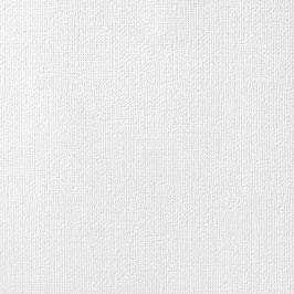 """Leinenstrukturpapier """"White"""" - American Crafts"""