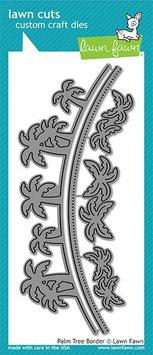 "Stanzschablone ""Palm Tree Border"" - Lawn Fawn"