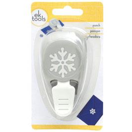"""Lever Punch """"Snowflake"""" - EK Tools"""