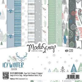 The Icy Winter Season 6x6 - ModaScrap