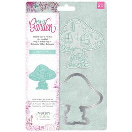 """Stempel- und Stanzenset """"Fairy Garden, Home Sweet Home"""" - Crafter's Companion"""