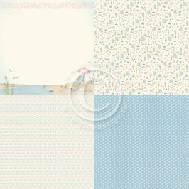Seaside Stories, Summertime 6x6 - Pion Design