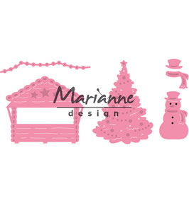 Collectables Village Decoration - Marianne Design