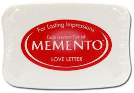 Memento Inkpad - Love Letter
