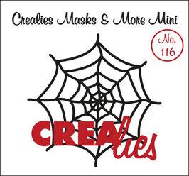 """Schablone """"Spiderweb"""" - Crealies"""