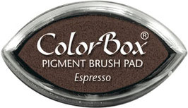 ColorBox Pigment Ink Cat's Eye, Espresso - Clearsnap