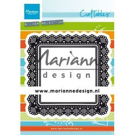 Craftables Shaker Square - Marianne Design
