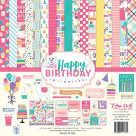 Happy Birthday Girl  - Echo Park