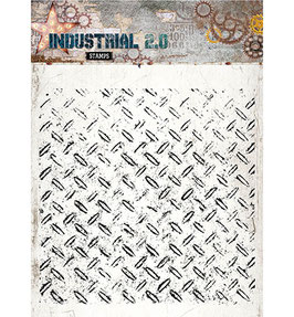 """Hintergrundstempel """"Industrial 2.0"""" - Studiolight"""