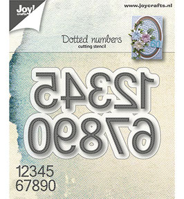 Dotted Numbers - JoyCrafts!