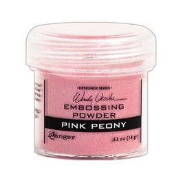 "Embossingpulver ""Pink Peony"" - Ranger (Wendy Vecchi)"