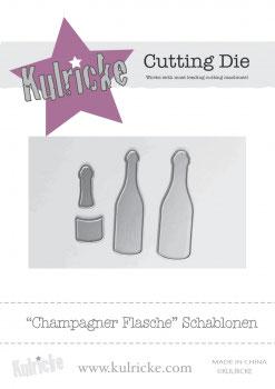 """Die """"Champagner Flasche"""" - Kulricke"""