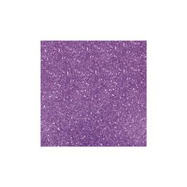 Glitterpapier, zartlila