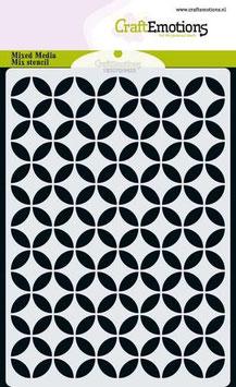 "Schablone ""Circle Decorative"" - CraftEmotions"