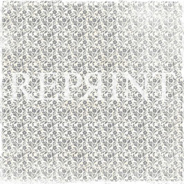 I do Collection, Small Grey Flowers - Reprint