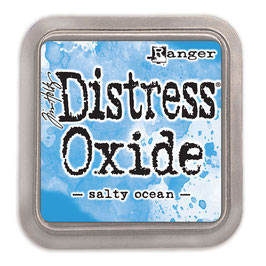 Tim Holtz Distress Oxide -Salty Ocean