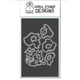 """Stanzschablonen """"Happy Fall"""" - Gerda Steiner Designs"""