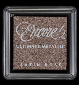 Encore Small - Metallic Satin Rose