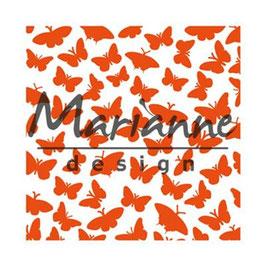 """Prägeschablone """"Butterflies"""" - Marianne Design"""