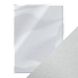 Pearlescent Paper, Luna Silver - Tonic Studios