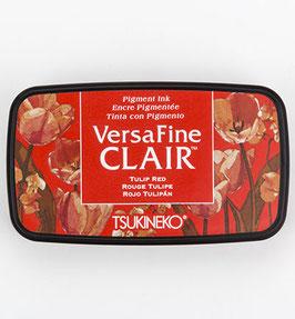 VersaFine Clair Inkpad, Tulip Red