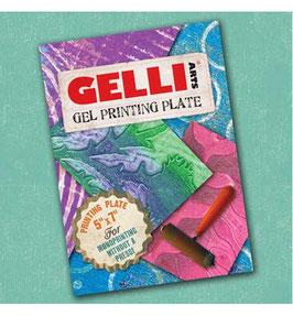 Gelli Printing Plate