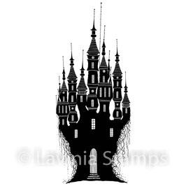 Dragon Stone Castle - Lavinia Stamps