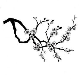 Cherry Blossom - Lavinia Stamps