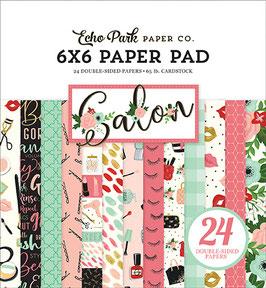 Salon 6x6 Paperpad - Echo Park