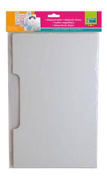 Magneteinlageblätter für Magnetic Die Storage Case Gross