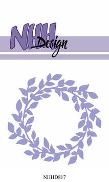 """Stanzschablone """"Wreath"""" - NHH Design"""
