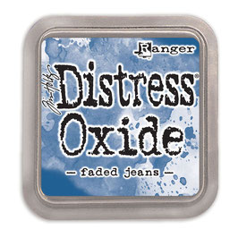 Tim Holtz Distress Oxide - Faded Jeans