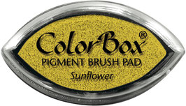 ColorBox Pigment Ink Cat's Eye, Sunflower - Clearsnap