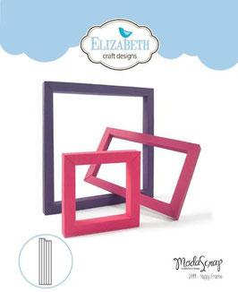 Happy Frame  - Elizabeth Craft Designs