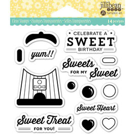 Clearstamps, Sweet Treat - Jillibean Soup