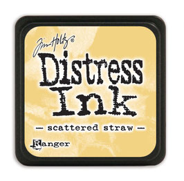 Tim Holtz Distress Mini Ink - Scattered Straw