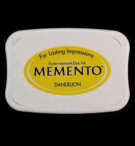 Memento Inkpad - Dandelion