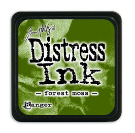 Tim Holtz Distress Mini Ink - Forest Moss