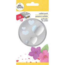 EK Tools - Confetti Hearts