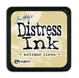 Tim Holtz Distress Mini Ink - Antique Linen