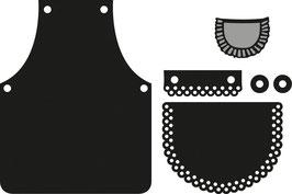 "Craftables ""Apron"" - Marianne Design"