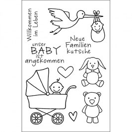 "Clearstamps ""Baby"" - EFCO"