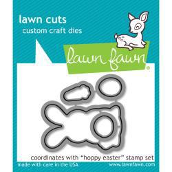 """Stanzschablone """"Hoppy Easter"""" - Lawn Lawn"""