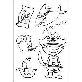 "Clearstamp ""Pirat"" - EFCO"