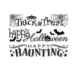 """Prägeschablone """"Halloween"""" - Darice"""