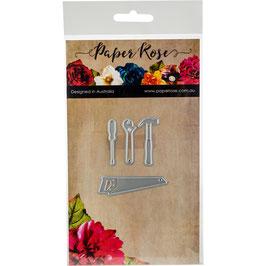 Tool Set 1 , Stanze - Paper Rose