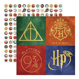 "Designpapier ""Harry Potter, Harry Potter"""