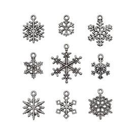 Idea-ology Adornments Snowflakes - Tim Holtz