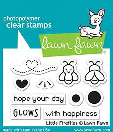 Little Fireflies Clear Stamps - Lawn Fawn